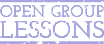 Open Group Lessons